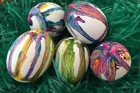 Easter Egg Decorating Ideas With Crayons by Egg Ceptional Easter Egg Decorating Ideas Abc13 Com