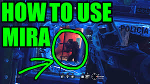 how to use mira rainbow six siege funny u0026 epic moments youtube