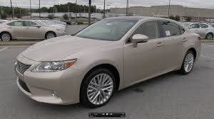 2007 lexus es 350 white 2013 2014 lexus es350 ultra luxury start up exhaust and in depth