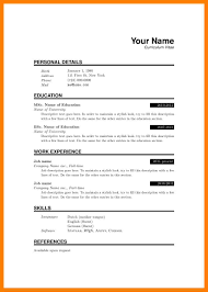 Curriculum Vitae Resume Samples by Fresh Resume Template Pages 3 The Best Cv Resume Templates 50