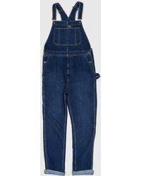 dickies jumpsuit lyst shop s dickies jumpsuits from 40