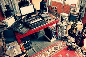 collections of how to create a music studio at home interior