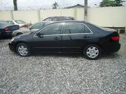2005 honda accord lx for sale 2005 black honda accord lx autos nigeria