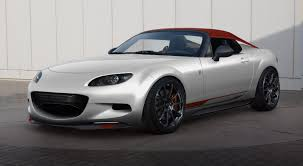 mazda 2 sport mazda to woo sema show crowd with mx 5 spyder and mazda2 turbo