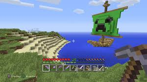 ps4 game invite minecraft ps4 edition review better with a couch ps4