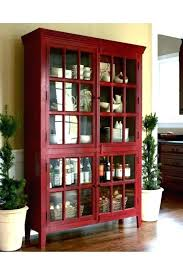 dark wood china cabinet wood china cabinet partedly info