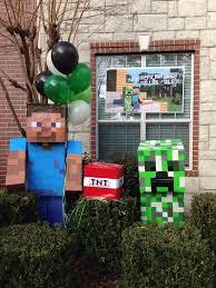 Steve Minecraft Halloween Costume 138 Craft Party Images Minecraft Stuff