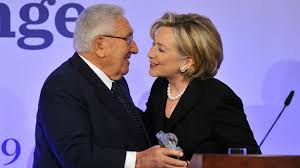 hillary clinton and henry kissinger it u0027s personal very personal