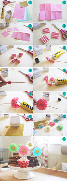 25 unique paper fan decorations ideas on diy paper