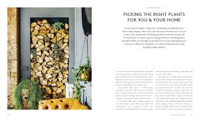 living with plants a guide to indoor gardening sophie lee