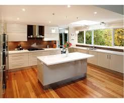 kitchen cream bar stools island range german kitchen design