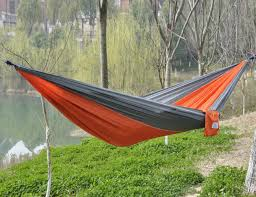 portable parachute fabric camping hammock by outereq gadget flow