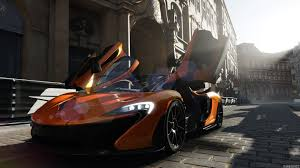 mclaren p1 wallpaper mclaren p1 orange forza wallpaper 1920x1080 18320