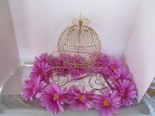 princess carriage centerpiece carriage centerpiece ebay