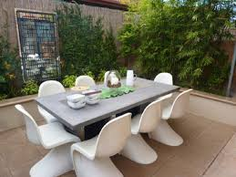 modern outdoor dining table affordable outdoor furniture 10 best dining sets under 1500 intended