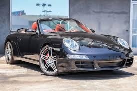 2005 porsche 911 s 2005 used porsche 911 2dr cabriolet s 997 at motor