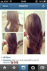 interior layers haircut best layered hairstyles for women you can try this year bangs