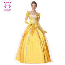 Belle Halloween Costume Popular Deluxe Belle Costume Buy Cheap Deluxe Belle Costume Lots
