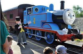 day out with thomas tennessee valley rr