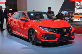 Honda Civic Type R Horsepower Officially Revealed 2017 Honda Civic Type R With 306 Hp 295 Lb