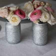 Silver Vases Wedding Centerpieces 72 Best Glitter Wedding Decorations Images On Pinterest