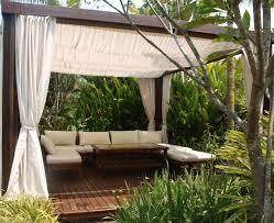 Backyard Canopy Ideas 20 Stylish Outdoor Canopies For The Home Backyard Patio