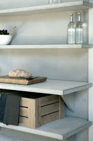 home design kendal concrete shelves interior design canon interior home designs