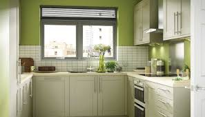 green kitchen decorating ideas green walls kitchen ideas with white cabinet and windows treatment