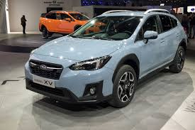 2017 subaru crosstrek colors subaru at the geneva motor show by car magazine