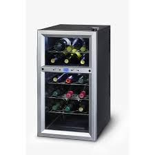 Wine Cabinet With Cooler by Shop Wine Chillers U0026 Coolers At Lowes Com
