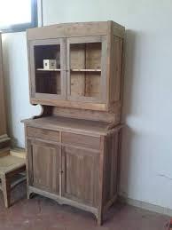 credenza antica ebay credenza con vetrina madia in legno antico a bassano grappa
