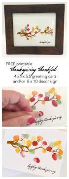 20 diy thanksgiving greeting cards page 2 foliver