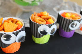 amanda u0027s parties to go tutorial crepe paper snack cups