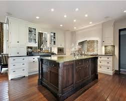 White Kitchen Cabinets Dark Wood Floors by Cabinet Ideas Dark Wood Floors Cozy Home Design
