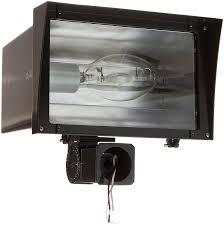 rab lighting fzh400sfpsq floodzilla pulse start metal halide