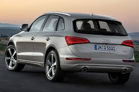 Audi Q5 Suv - 2013 audi q5 information and photos zombiedrive