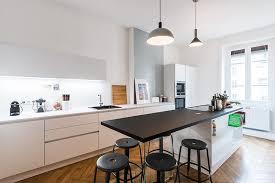 configuration cuisine cuisine en mouvement cuisines et bains