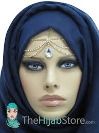 forehead bands chains bands thehijabstore