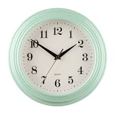 wall clock pale blue clocks pinterest wall clocks clocks