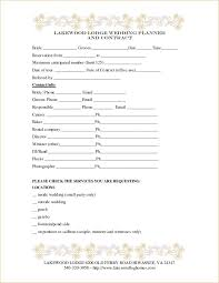 wedding planner contracts dj wavejammerwavejammer entertainmentntract invoice template