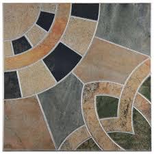 Floor And Decor Corona by Merola Tile Cartago Azul 17 3 4 In X 17 3 4 In Ceramic Floor And