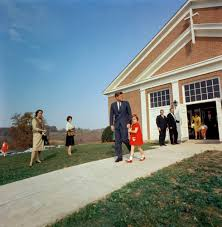 st c369 40 63 kennedy family departs church in middleburg