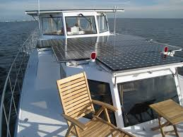 what is a solar panel and how does it work boatus