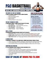 Sample Recruiting Resume Basketball Recruiting Resume Sample Owns Offers Gq