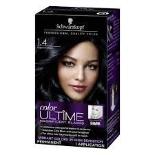 saphire black hair schwarzkopf ultime hair color cream sapphire black 2 03 oz