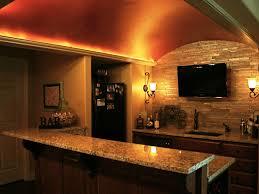 Basement Bar by Rustic Basement Bar Ideas Charm Rustic Basement Bar