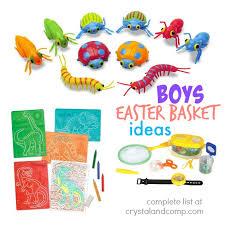 easter baskets for boy easter baskets for boys