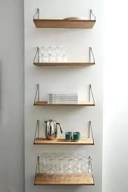 etageres de cuisine etagere de table kathy wood metal low etagere with etagere