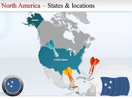 america bundle map templates bundle ppt map of america