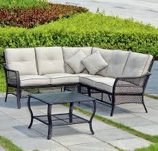 Backyard Creations Furniture - backyard creations ravenna sectional things of interest